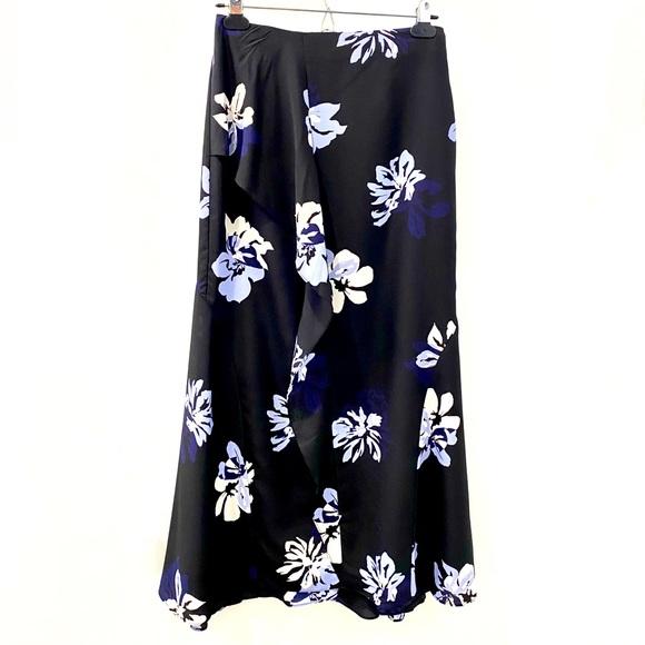 Banana Republic - New w/ tags Dark Blue Maxi Skirt